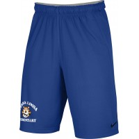 Terra Linda 20: Adult-Size - Nike Team Fly Athletic Shorts - Royal Blue